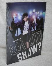 Show Luo Reality Show 2015 Taiwan CD+calendar card (Regular Version)
