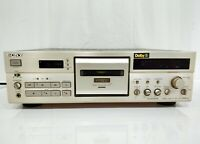Sony TC-K555ESJ Stereo Cassette Deck in Excellent Condition From JAPAN