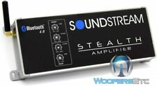 ST41000DB SOUNDSTREAM Bluetooth Motorcycle Marine 4 Channel Speakers Amplifier