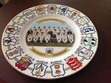 Coalport Bone China Collectors Plate - Nottinghamshire County Champions 1981
