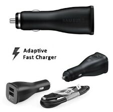 Samsung Orginal Dual Port Adaptive Fast Car Charger For Note 10 Plus 5G