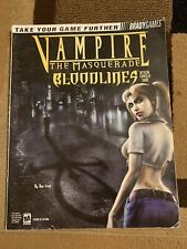 Vampire Bloodlines The Masquerade Bloodlines Official Strategy Guide