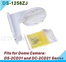 Hikvision DS-1258ZJ Wall Mount bracket For IP Dome Camera DS-2CD2132/2135/3135
