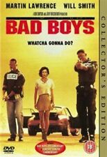 Bad Boys 5035822143593 With Will Smith DVD / Widescreen Special Edition