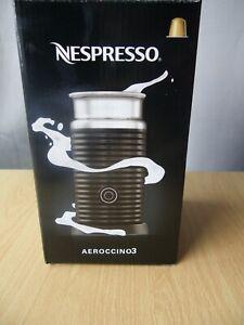 Nespresso Aeroccino 3 Milk Frother Black