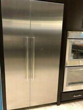 """T24Ir900Sp, T18If900Sp, Thermador 24"""" Fridge 18"""" Freezer Column Masterpiece"""