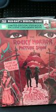 The Rocky Horror Picture Show 45th Anniversary Edition Blu-ray Digital