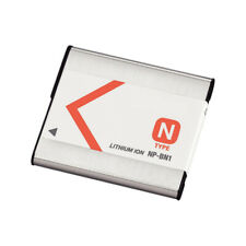 OEM NP-BN1 Lithium N Type Rechargeable Battery 600mAh For Sony Cyber Shot NIB