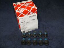 10x Schwungradschraube Satz VAG VR5 VR6 V6 V8 W8 3,0 TDI Original Febi N90539801