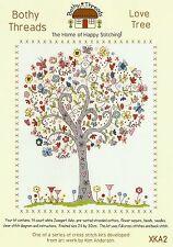 Bothy Threads Love Tree Cross Stitch Kit Design 3rd September 2013