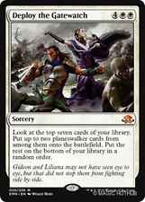 DEPLOY THE GATEWATCH Eldritch Moon MTG White Sorcery Mythic Rare