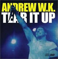 Tear It Up / Your Rules (CD Single & DVD) - Audio CD By Andrew WK - VERY GOOD