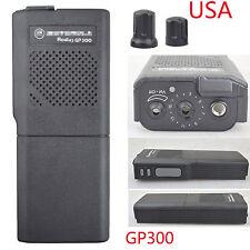 Nueva Cubierta Estuche de Carcasa Frontal para Motorola GP300 Portable Radio Usa