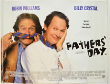 Father's Day 1997 Robin Williams Billy Crystal Film Trailer 35mm