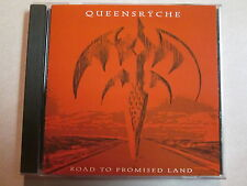 QUEENSRYCHE ROAD TO PROMISED LAND 10 TRKS 1994 PROMO CD ORIGINAL BAND GEOFF TATE