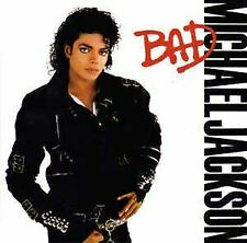 MICHAEL JACKSON bad (CD, Album) Synth-pop, Pop Rock, Rhythm & Blues, very good,