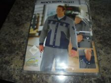 MENS WORK UTILITY JACKET TEFLON SIZE 46 BRAND NEW IN PACKAGING