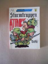 EUREKA Pocket n°52 1978 ed. Corno Sturmtruppen  [G355-1] Buono