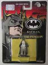 Batman Returns 1991 The Penguin Die Cast Metal Figure NIP ERTL