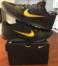 Nike Kobe 10 Low X Carpe Diem Black Gold Purple Jordan Yeezy 13 6 7 8 9 11 Lot