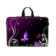 "15"" 15.6"" Laptop Notebook Computer Sleeve Case Bag w Hidden Handle 2702"