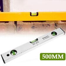 Wasserwaage Aluminium Wasserwaagen Industrie Magnetwasserwage Zaunwaage 50CM