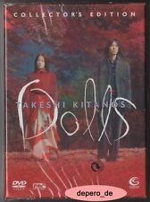 "Takeshi Kitano's ""DOLLS"" - 2-Disc DVD Collector's Edition - neu/OVP"
