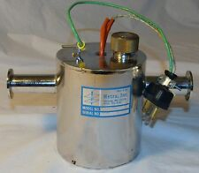Metra Inc. Model 2030-027 Molecular Sieve Foreline Trap with Heater