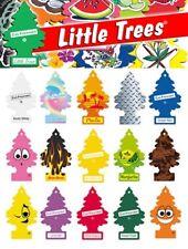 Magic Tree Little Trees X2 Jelly Belly X4 Car Air Freshener -