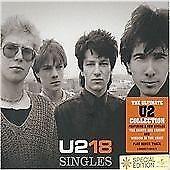 CD ALBUM - U2 - 18 Singles (2006)