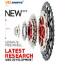 VG SPORTS MTB Mountain Bike Separate Cassette 10/11/12 Speed Freewheel Sprocket