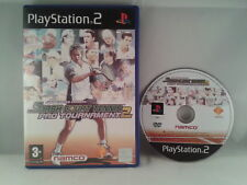 PS2 4 SMASH COURT TENNIS 2 PLAY STATION 2 PAL