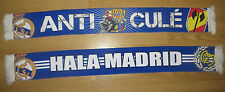 Scarf Real Madrid Ultras Ultra Sur Real Madrid Bufanda Anti Cule