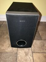 Sony Subwoofer Speaker Model no. SS-WS71 Sub Woofer Home Theater