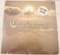 "RARE! CENTAURUS;  SELF TITLED  NEW, SEALED, 1978 12"" CLEAR VINYL LP; NOTCHED"