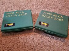 Caterpillar Service Tools lot vintage rare ford motor company collectors item