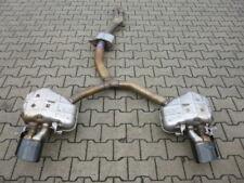 Audi RS4 8W B9 Auspuff Auspuffanlage Endschalldämpfer exhaust 2,9 V6 TFSI RS5 F5