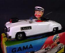 GAMA 104 - Mercedes 190 Police & OVP - orig. 1950ies