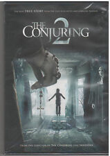 CONJURING 2 (DVD. 1 Disc Set, 2016) NEW