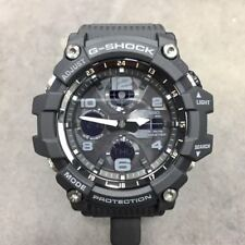 CASIO G-Shock MUDMASTER GSG100-1A Tough Solar Neon Illuminator !