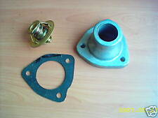 JEEP WILLYS 4 CYL. THERMOSTAT,HOUSING AND GASKET