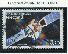 STAMP / TIMBRE FRANCE OBLITERE N° 2333 TELECOM