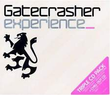 GATECRASHER = experience =3CD= PROGRESSIVE+HOUSE+TRANCE+DOWNTEMPO+SOUNDS!