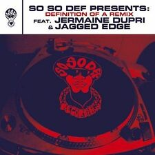 So So Def: Definition of a Remix Various Artists MUSIC CD