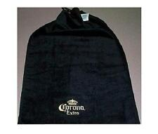 CORONA EXTRA EMBROIDERED OVERSIZED BAR GOLF TOWEL W/ HOOK NEW