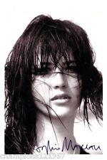 Sophie Marceau ++Autogramm++ ++James Bond Girl 90er Ja+