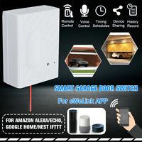 Smart WiFi Switch Car Garage Door Opener Remote Control For eWeLink APP Phone