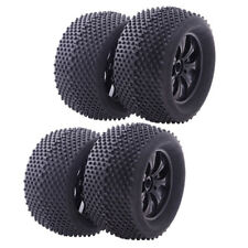 4Pcs RC 1/8 HPI Racing 4852 SS 5.9 Dirt Bonz Type Compound Tires Wheel Rim 140MM