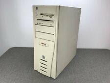 Compaq DeskPro Desktop Computer Windows 98 DOS 160MB RAM 3GB HDD Memory
