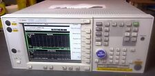 Keysight/Agilent E4406A Vector/Spectrum Signal Analyzer with Rear Output and 202